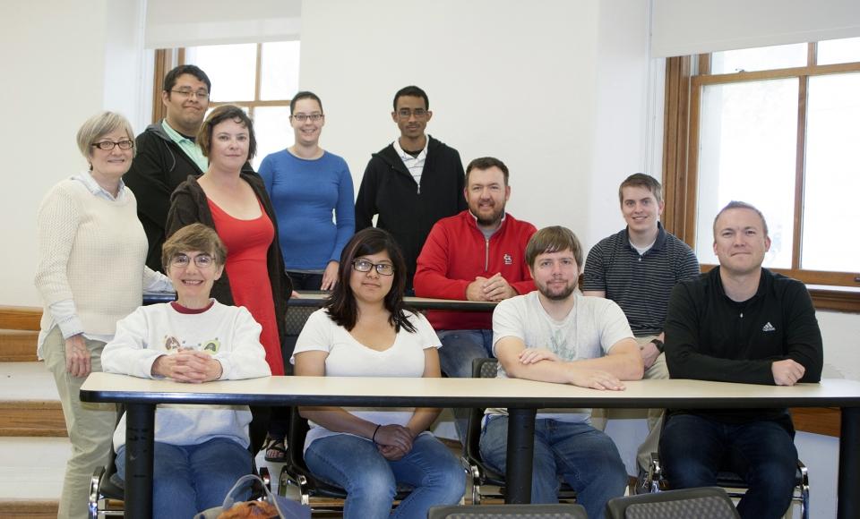 Program Students Fall 2015